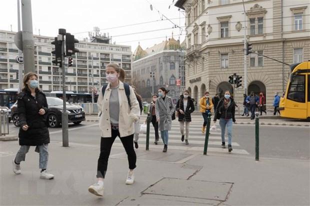 Hungary va Ukraine ghi nhan ngay co so ca tu vong cao nhat vi COVID-19 hinh anh 1