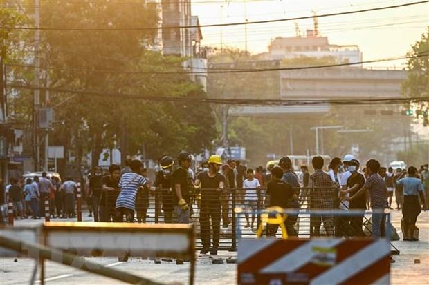 Trung Quoc ung ho cach tiep can cua ASEAN trong van de Myanmar hinh anh 1