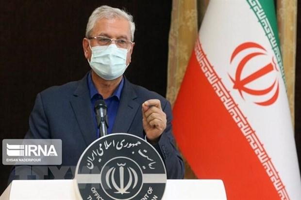 Iran tu tin dang di dung huong de hoi sinh thoa thuan hat nhan hinh anh 1