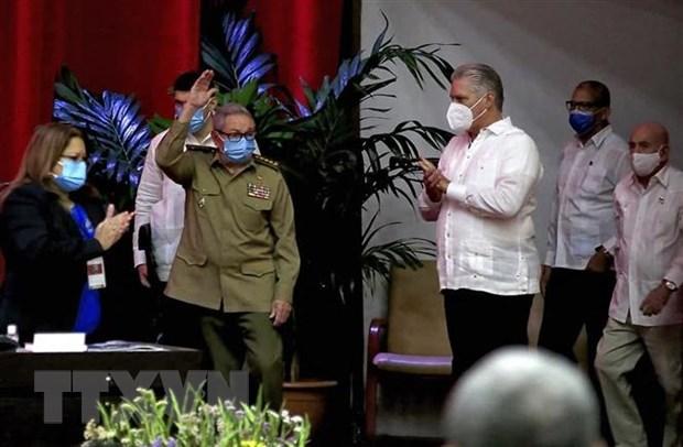Dai hoi lan thu VIII: Su tiep noi lich su cua cach mang Cuba hinh anh 1