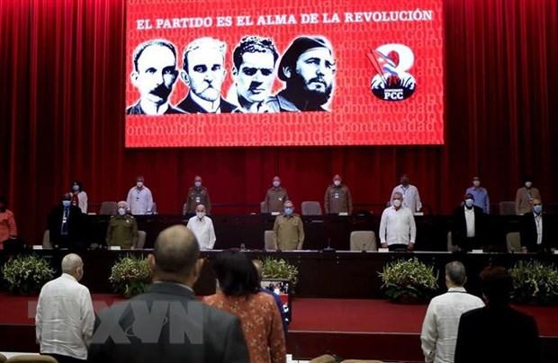 Dai hoi lan thu VIII: Su tiep noi lich su cua cach mang Cuba hinh anh 2
