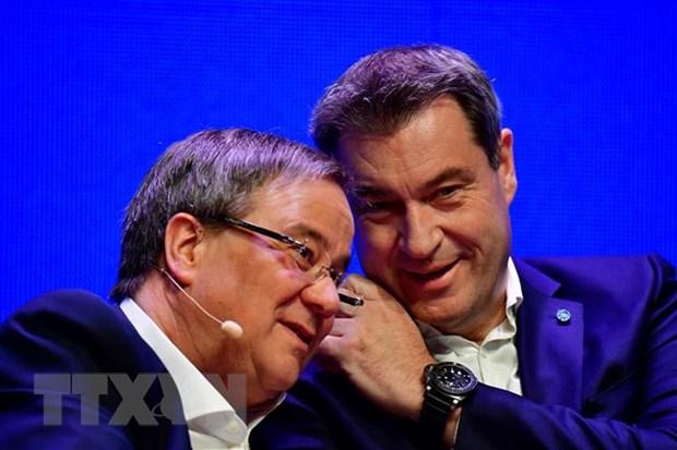 Duc: Chu tich CDU va CSU chua thong nhat duoc ung cu vien Thu tuong hinh anh 1