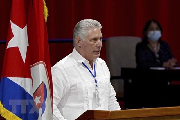 Dai tuong Raul Castro danh gia cao tan Bi thu thu nhat DCS Cuba hinh anh 1