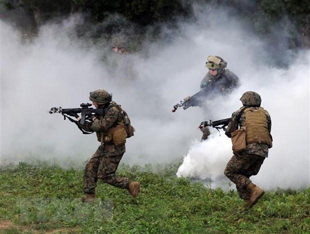 NATO chuan bi tap tran quy mo lon Steadfast Defender 2021 hinh anh 1