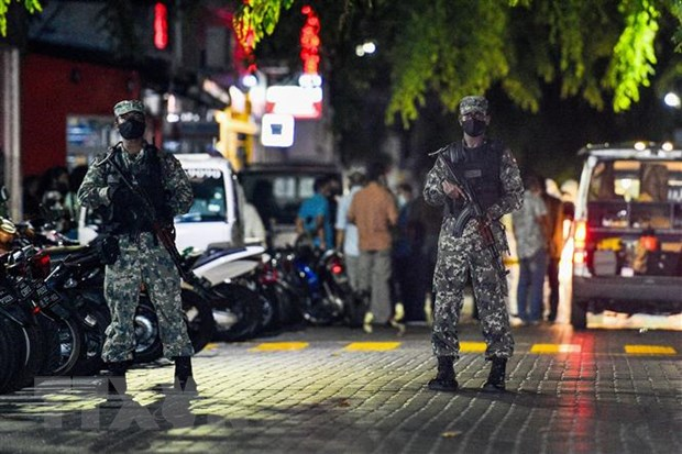Maldives: Bat nghi can trong vu danh bom nham vao Chu tich Quoc hoi hinh anh 1
