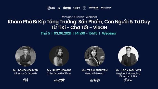 Cung kham pha bi kip tang truong tu Tiki, Cho Tot va VieON hinh anh 1