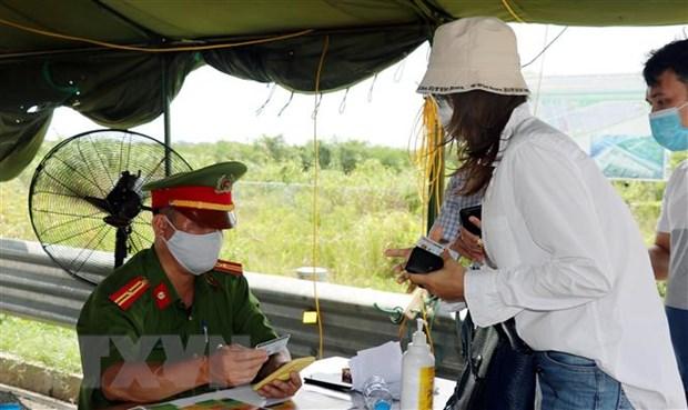 Quang Ninh: Khac phuc nhung bat cap trong cong tac phong, chong dich hinh anh 1