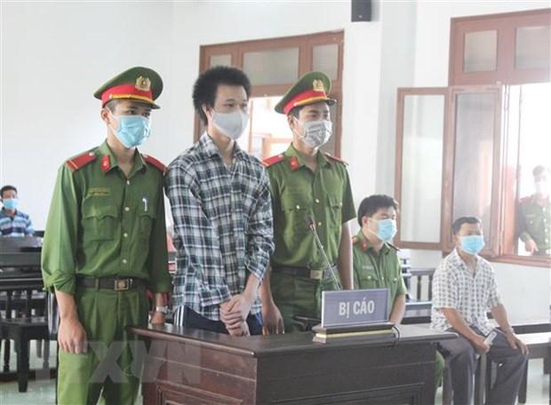 Phu Yen: Tuyen an tu hinh doi tuong giet nguoi va hiep dam hinh anh 1