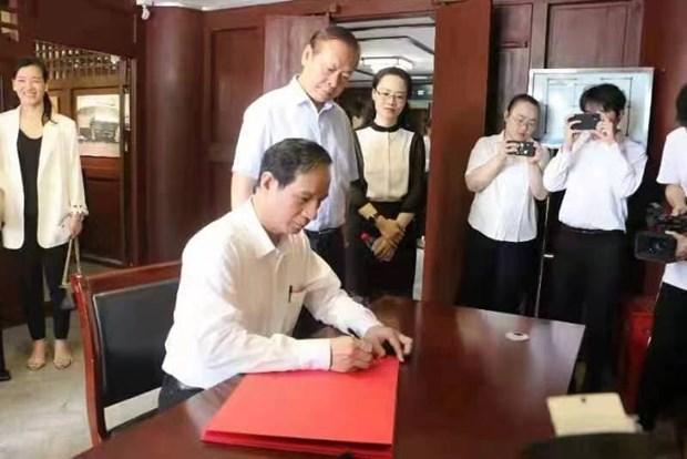 110 nam Bac Ho ra di tim duong cuu nuoc: 'Theo chan Bac' o Trung Quoc hinh anh 3
