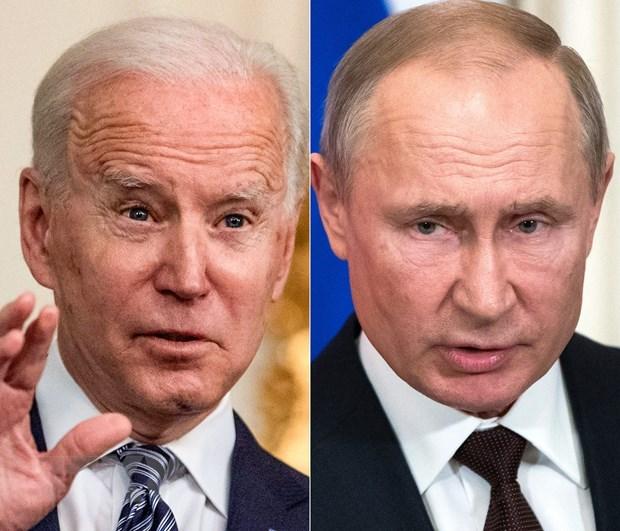 Tong thong Putin mong muon Nga va My co the cai thien quan he hinh anh 1