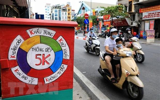Nha bao nuoc ngoai nhan dinh Viet Nam phan ung nhanh voi dich COVID-19 hinh anh 1
