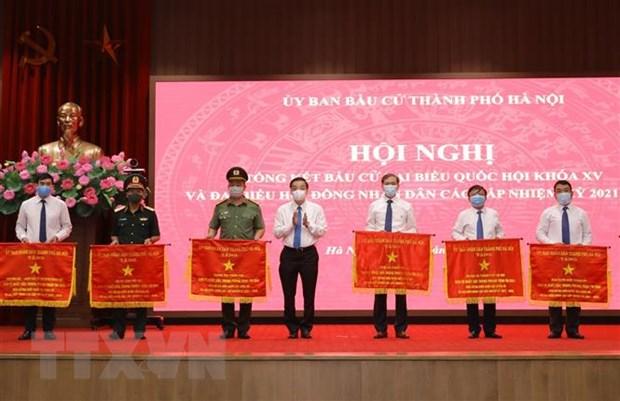 Ha Noi: Dai bieu trung cu can thuc hien ngay chuong trinh hanh dong hinh anh 2