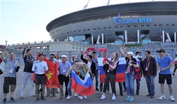Dau an Viet tai EURO 2020 o thu do phuong Bac cua nuoc Nga hinh anh 3