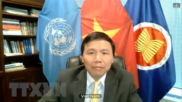 Viet Nam len an cac vu tan cong nham vao dan thuong o Afghanistan hinh anh 2