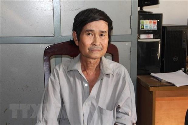 Tay Ninh: Bat giu doi tuong nghi giet nguoi dot xac phi tang hinh anh 2