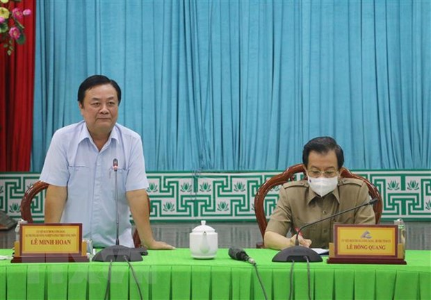 'Nganh nong nghiep An Giang can huong den chuyen doi so' hinh anh 1