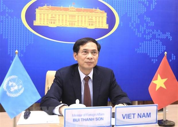 Viet Nam san sang hop tac nham xay dung khong gian mang an toan hinh anh 1