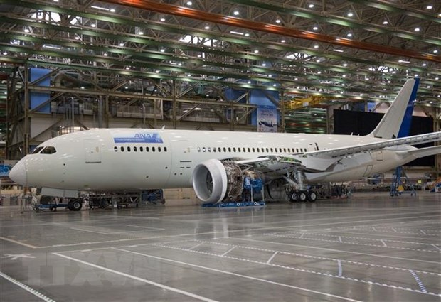 Boeing giam san luong 787 Dreamliner do phat sinh su co hinh anh 1
