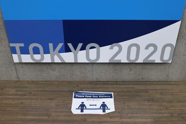 Olympic Tokyo: Thanh vien cua doan Nigeria nhap vien vi COVID-19 hinh anh 1