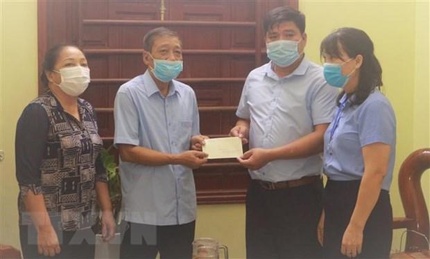 Quang Ninh co nhieu nghi quyet rieng cham lo cho nguoi co cong hinh anh 2