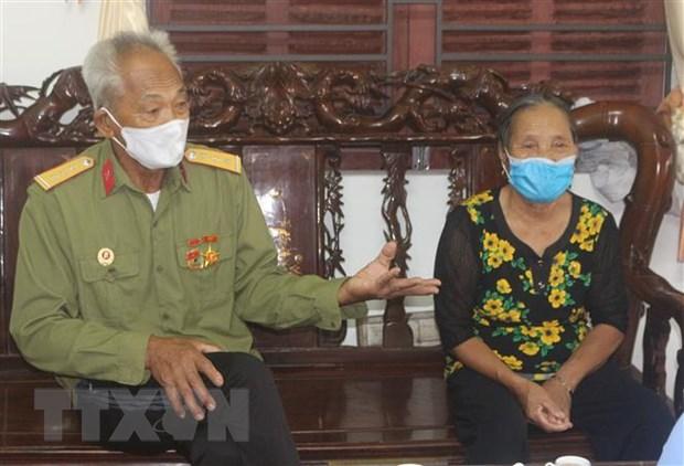 Quang Ninh co nhieu nghi quyet rieng cham lo cho nguoi co cong hinh anh 1