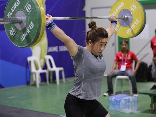 Olympic Tokyo 2020: Viet Nam cho tin vui tu do cu Hoang Thi Duyen hinh anh 1