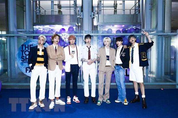 Ban remix 'MIC Drop' cua BTS vuot moc 1 ty luot xem tren YouTube hinh anh 1