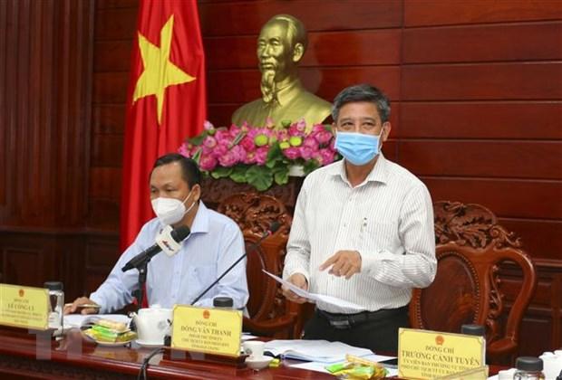 Hau Giang, Can Tho, Ha Nam siet chat bien phap chong dich hinh anh 1