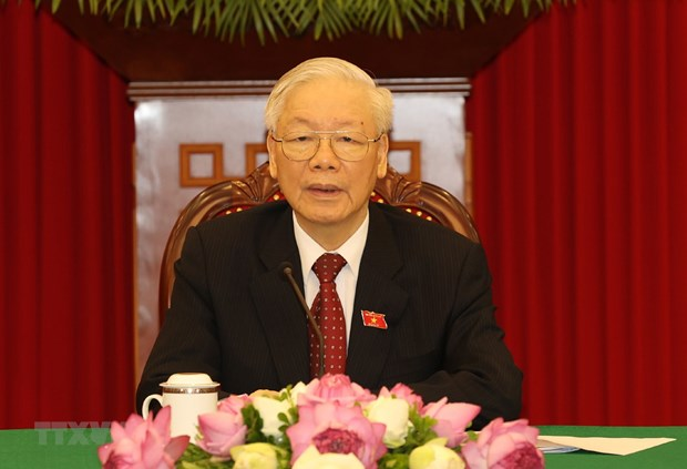 Hoc gia Trung Quoc ca ngoi bai viet cua Tong Bi thu Nguyen Phu Trong hinh anh 1