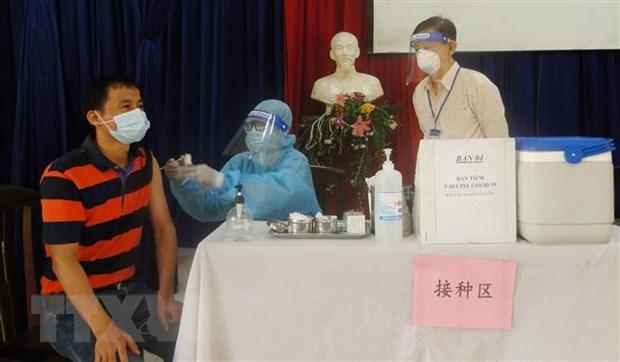 Day nhanh tien do tiem vaccine phong COVID-19 cho nguoi dan hinh anh 2
