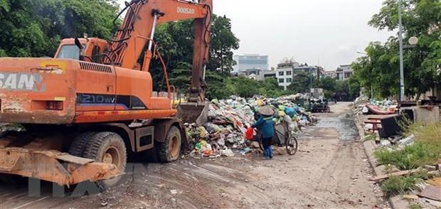 Quang Ninh: Thao go 'khung hoang' ve xu ly rac o Ha Long hinh anh 1