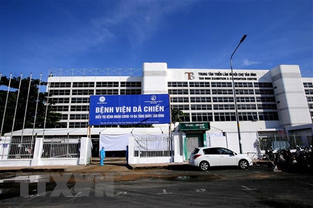 TP Ho Chi Minh: Dua vao hoat dong 1 co so dieu tri benh nhan COVID-19 hinh anh 1