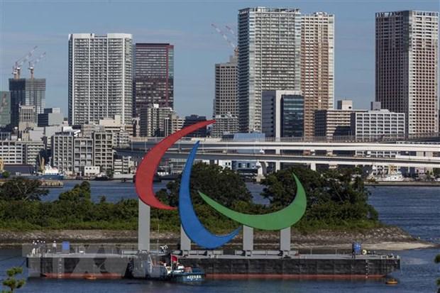 Ban to chuc Paralympic Tokyo 2020 siet chat bien phap chong dich hinh anh 1