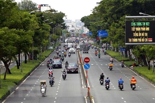 Thanh pho Ho Chi Minh don luc kiem soat dich trong nhung ngay toi hinh anh 1