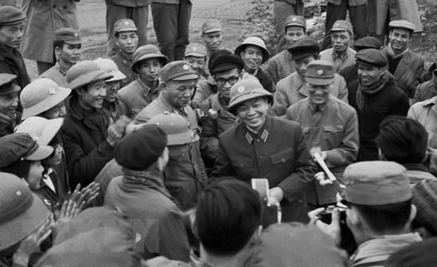 Dai tuong Vo Nguyen Giap - 'Nguoi anh ca' cua Quan doi Viet Nam hinh anh 1