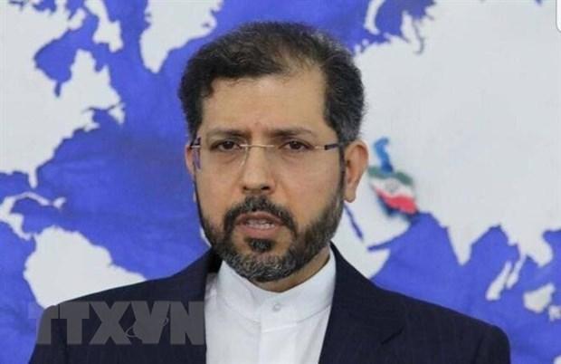 Iran: Nhung co hoi cho thoa thuan hat nhan la 'co thoi han' hinh anh 1