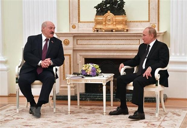 Nga va Belarus dat thoa thuan chuyen giao vu khi tri gia hon 1 ty USD hinh anh 1