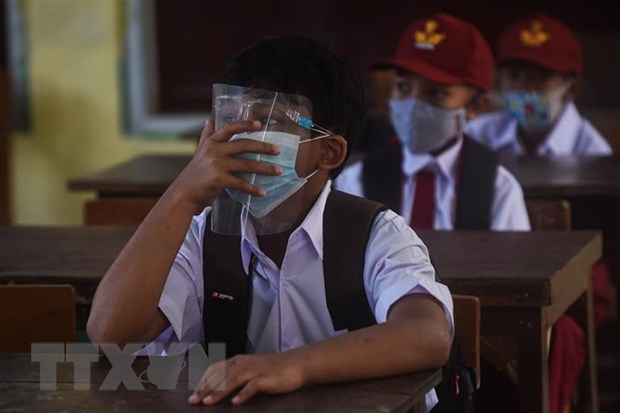 Indonesia: Thu do Jakarta tiep tuc mo cua cac truong hoc hinh anh 1