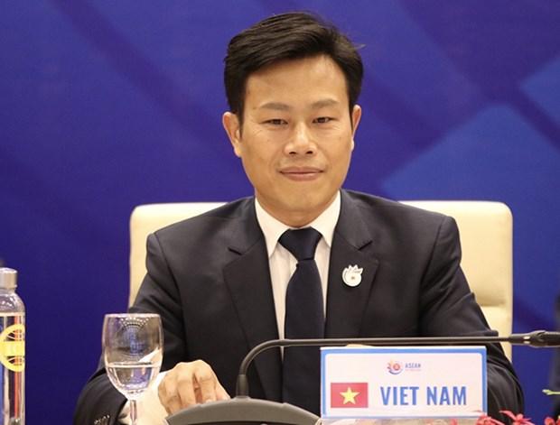Giam doc DHQG Ha Noi duoc bau vao HDQT To chuc Dai hoc Phap ngu hinh anh 1