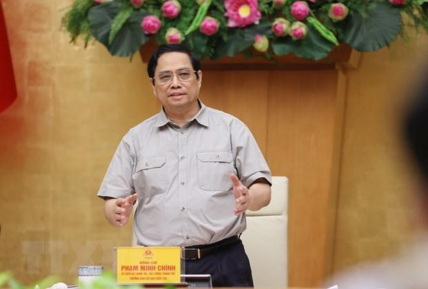 Thu tuong: Phan dau den 30/9 tro lai trang thai binh thuong moi hinh anh 1