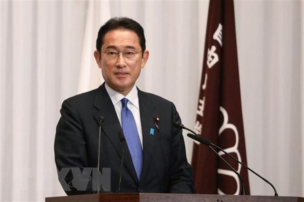 Nhat Ban: Tan Chu tich LDP cai to ban lanh dao dang cam quyen hinh anh 1
