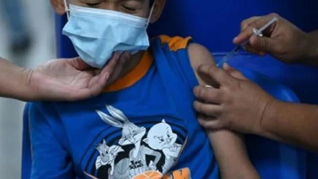 Argentina bat dau chuong trinh tiem vaccine cho tre em 3-11 tuoi hinh anh 1