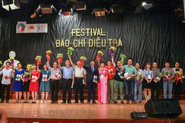 Sinh vien Bao chi hao hung voi Festival Bao chi dieu tra hinh anh 1