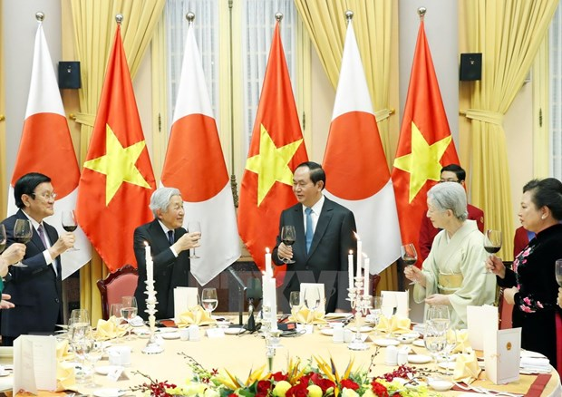 Toan van bai phat bieu cua Nhat hoang Akihito tai Quoc yen hinh anh 1