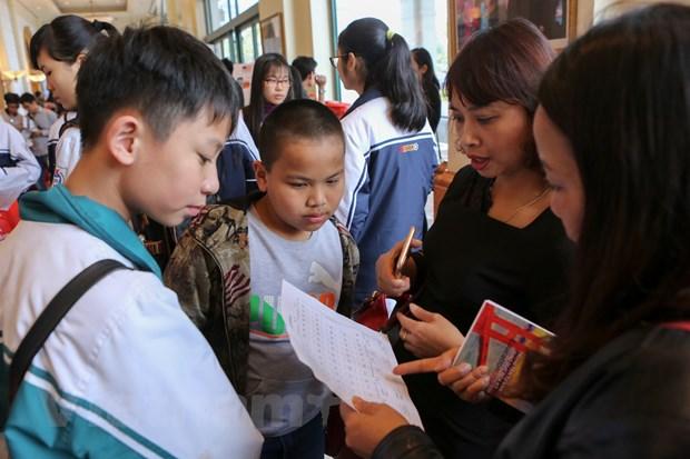60 truong dai hoc, cao dang tham gia trien lam Du hoc Hoa Ky nam 2017 hinh anh 10