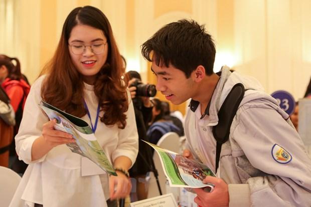 60 truong dai hoc, cao dang tham gia trien lam Du hoc Hoa Ky nam 2017 hinh anh 11