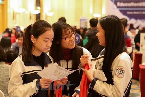 60 truong dai hoc, cao dang tham gia trien lam Du hoc Hoa Ky nam 2017 hinh anh 13
