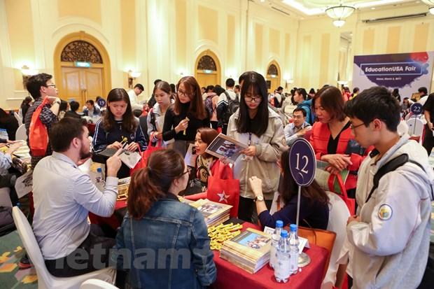 60 truong dai hoc, cao dang tham gia trien lam Du hoc Hoa Ky nam 2017 hinh anh 14