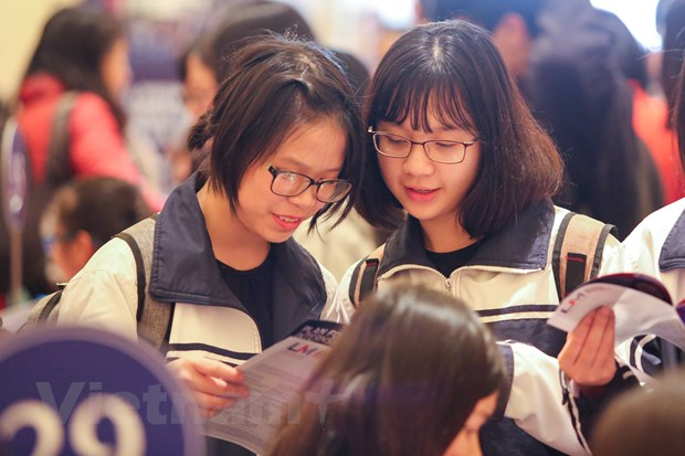 60 truong dai hoc, cao dang tham gia trien lam Du hoc Hoa Ky nam 2017 hinh anh 16