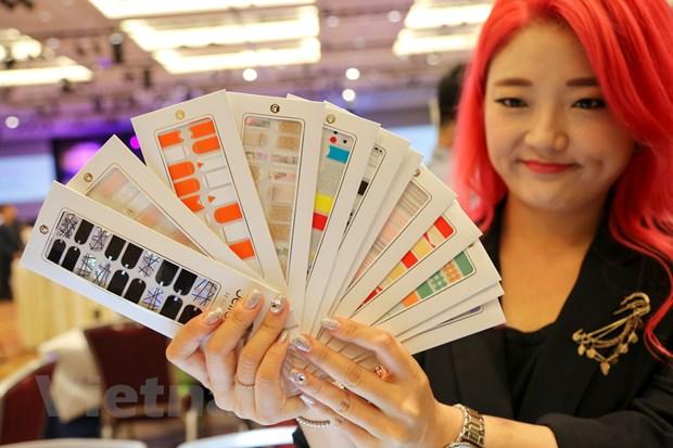 Top 5 san pham lam dep day me hoac tai trien lam Made in Korea 2018 hinh anh 2